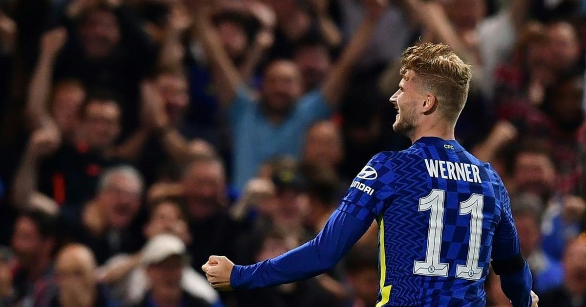 Werner hopes Villa goal ends his struggles at Chelsea