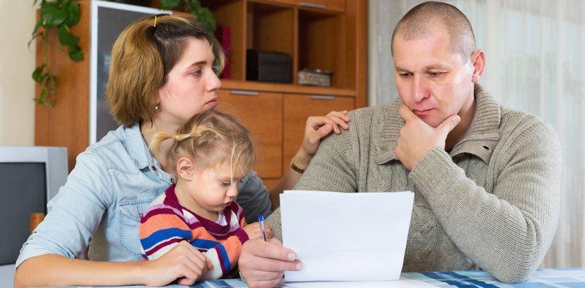 Zła wiadomość dla polskich rodzin! Nie przestraszcie się, jak zobaczycie taki rachunek