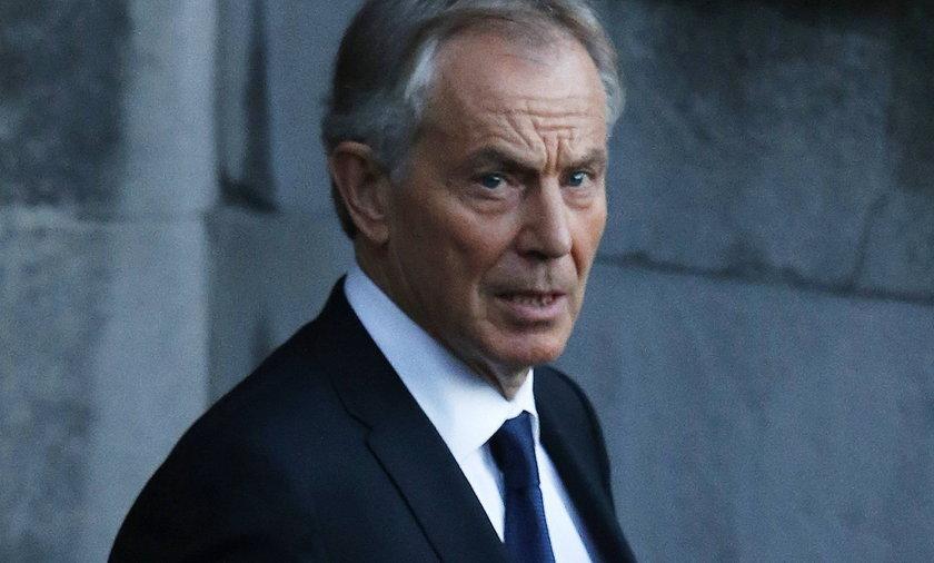 Tony Blair wraca do brytyjskiej polityki