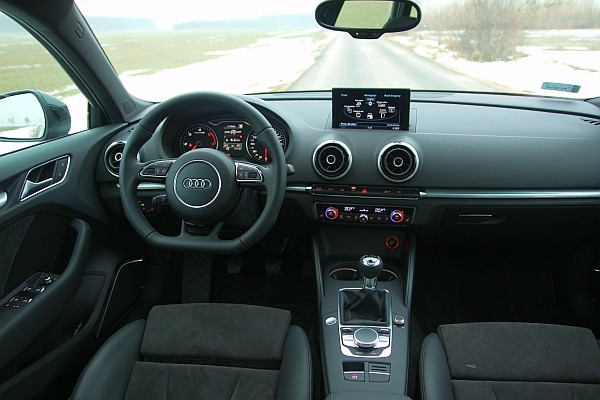 Audi A3 Sportback Test I Opinie Moto