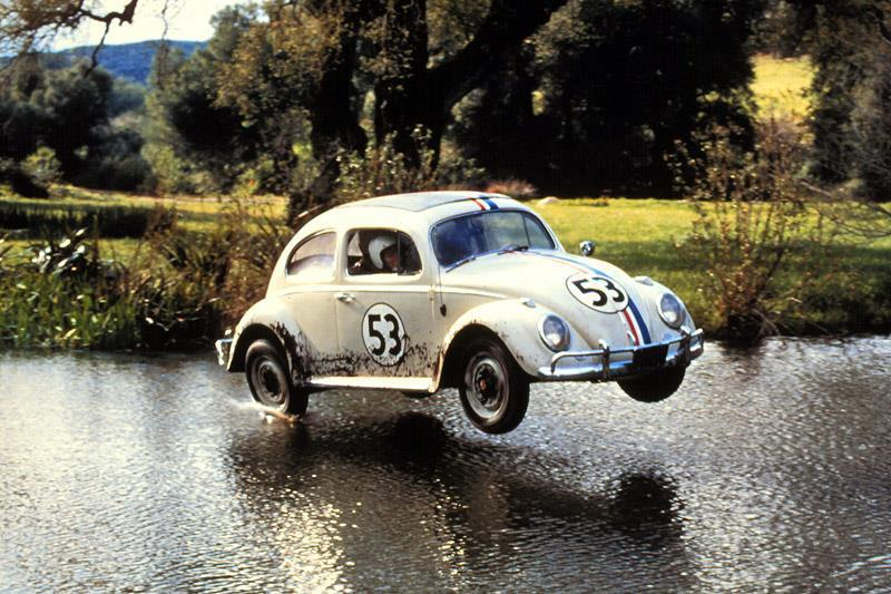 filmowe auta 02 Love Bug