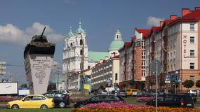 Najbardziej polskie miasto z czołgiem w tle
