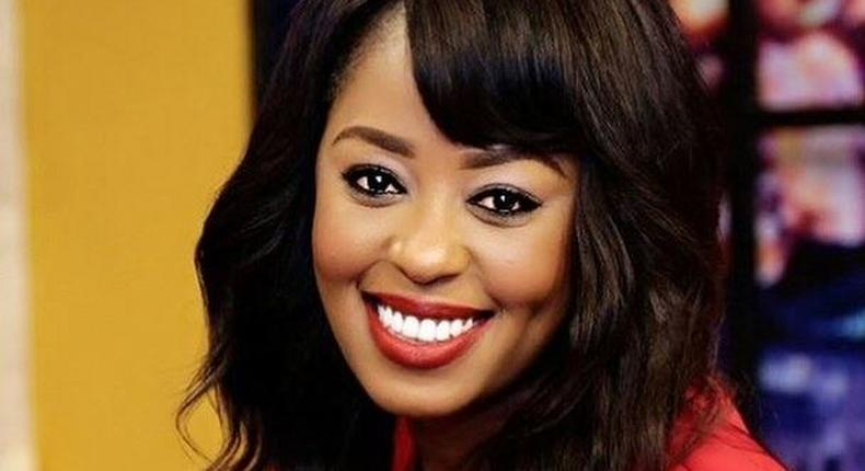 Wild reactions after Lilian Muli steps out for the first time after giving birth