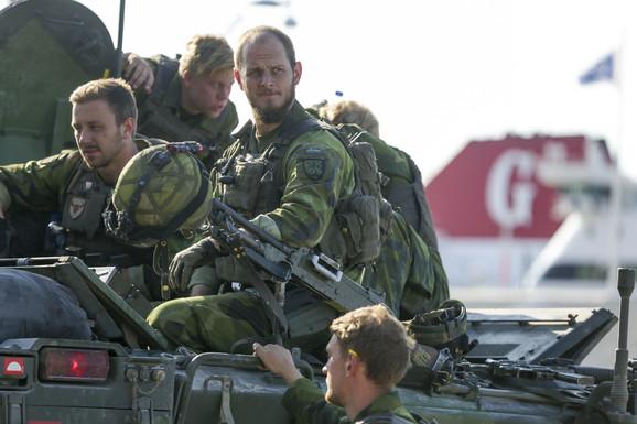 Vojska Švedske