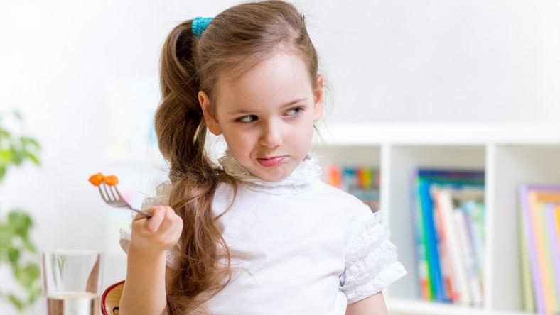 Dlaczego dziecko nie chce jeść?