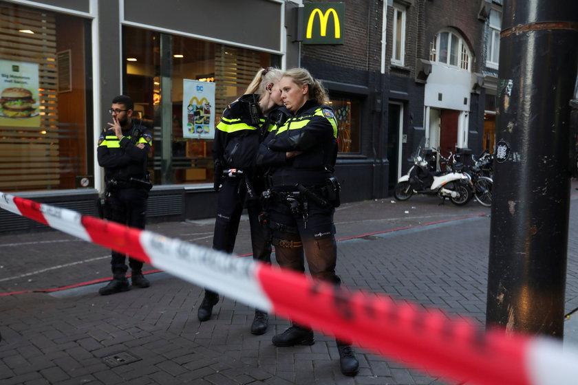 Dziennikarz Peter de Vries nie żyje. Polak podejrzany udział w zamachu