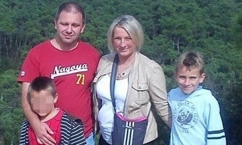 Rodzina Jankiewiczów.