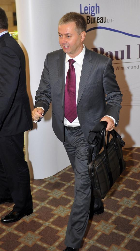 Uhapšen: Goran Perčević