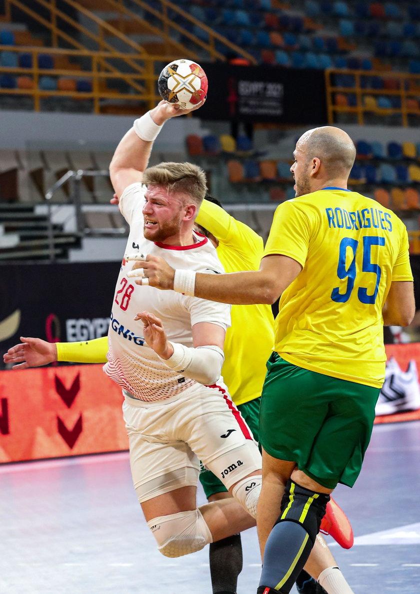 Brazylia vs Polska
