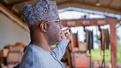 Governor Makinde distances himself from fake presidential advert
