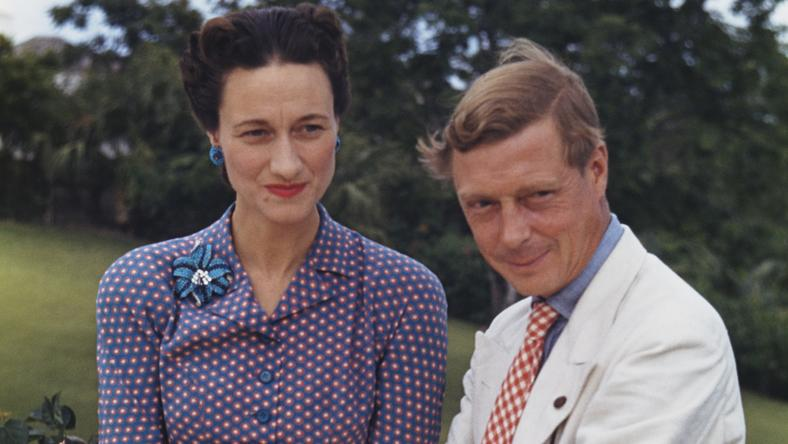 Wallis Simpson, Edward VIII