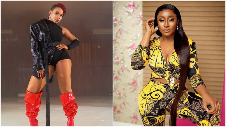 For some of these celebs, they have become famous on Instagram for their giveaways, flamboyant lifestyle, fashion style, controversial statements, and even hilarious content. [Instagram/YemiAlade] [Instagram/IniEdo]