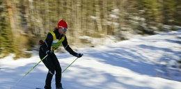 Pippa jak Kowalczyk. Szaleje na nartach!