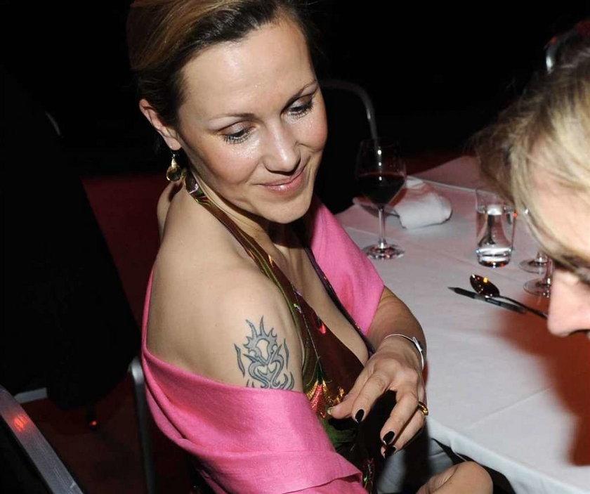 Pierwsza dama ma tatuaż!
