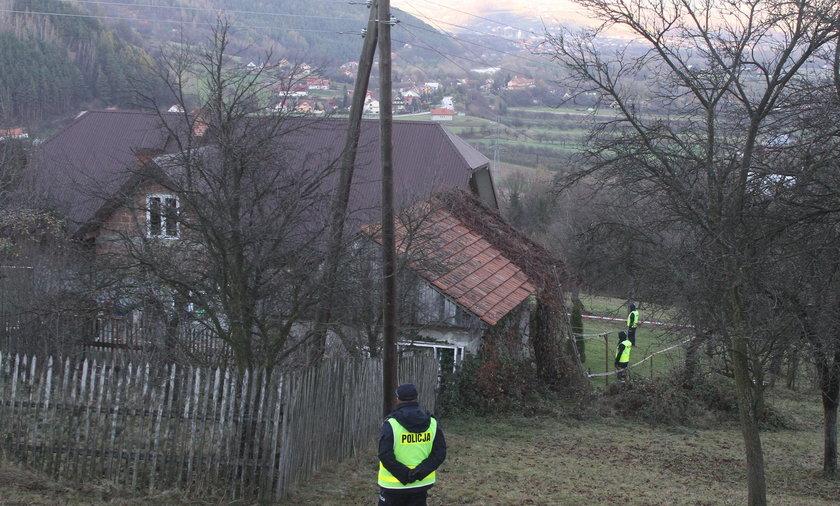 Tragedia rodzinna w Małopolsce. Nie żyją 14-latek i jego rodzice