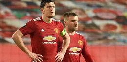 Fatalny kiks Harry'ego Maguire'a. Gwiazdor Manchesteru United nie trafił z metra do pustej bramki