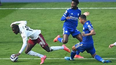 Leicester City 1 Vs 3 Arsenal: Wilfred Ndidi's error sinks Leicester City while Kelechi Iheanacho drops a stinker