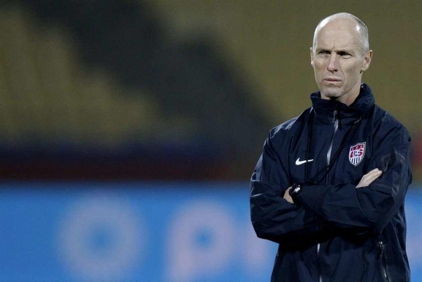 Wściekli trenerzy na mundialu w RPA