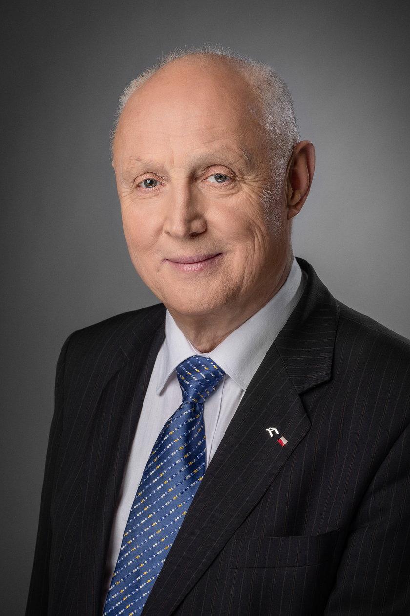 Wojciech Jasiński, były minister skarbu