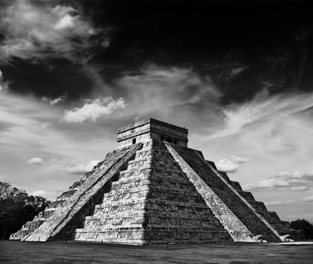 Piramida w Chichen Itza