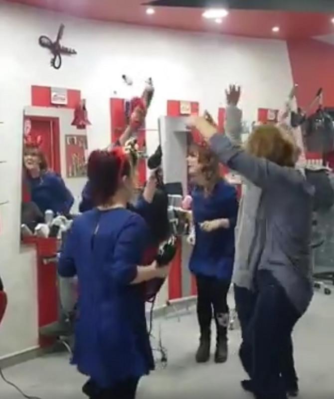 Frizerski salon Vrbas