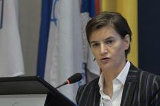 Ana Brnabić, Kopaonik biznis forum