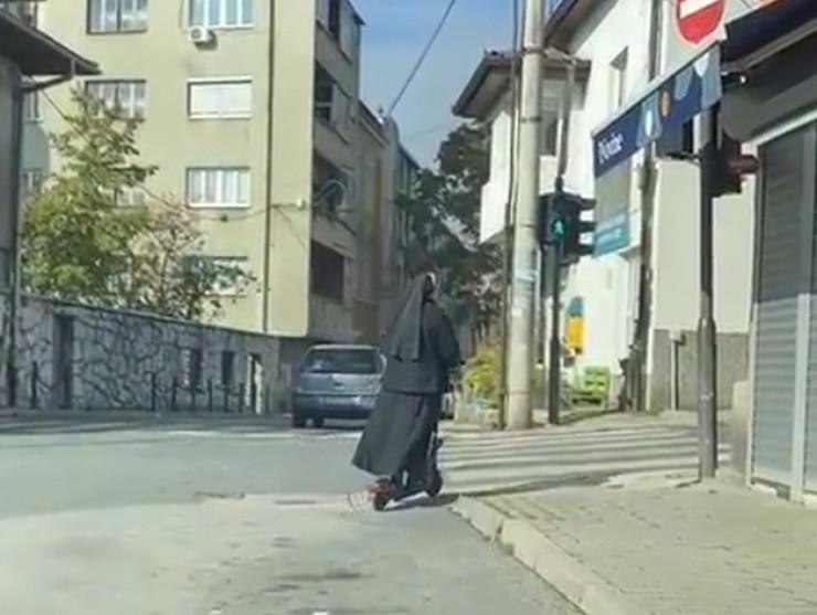 časna sestra Sarajevo