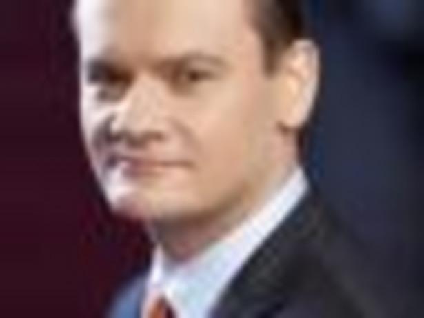 Prezes Banku Gospodarstwa Krajowego Dariusz Daniluk.