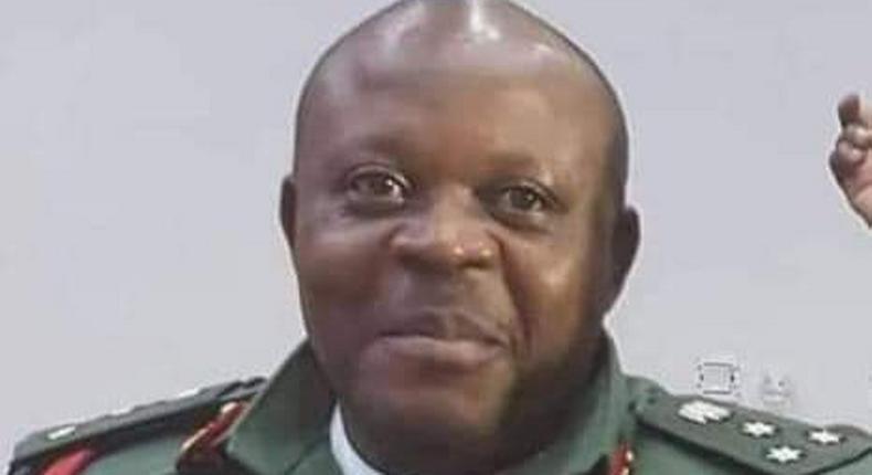 Brig.- Gen. Olatunji Luqman Olayinka. [NAN]