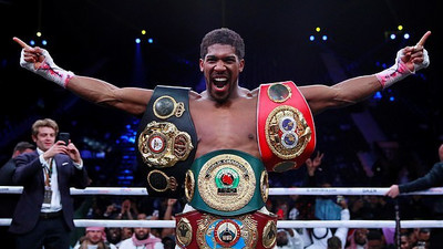 Anthony Joshua and Tyson Fury agree on a two-fight deal