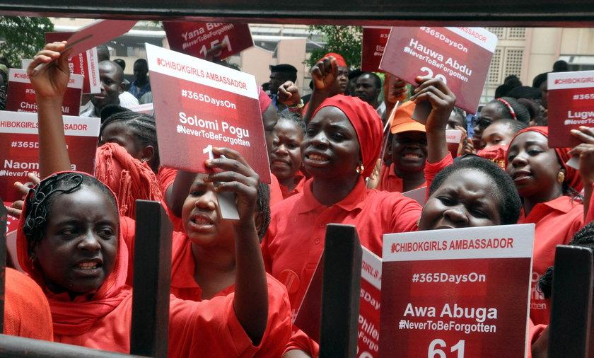 300 kobiet uwolnionych z rąk Boko Haram.