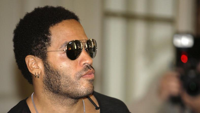 Lenny Kravitz ujawnił kawałek czarno – białej Ameryki