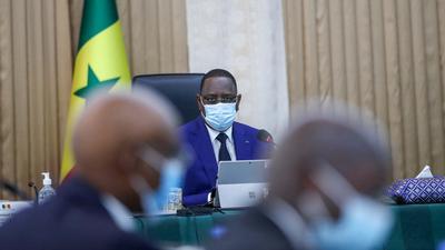 Conseil constitutionnel : Macky nomme les trois juges manquants