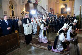 Ukraina: Prezydent Andrzej Duda uczestniczył we mszy upamiętniającej ofiary rzezi wołyńskiej