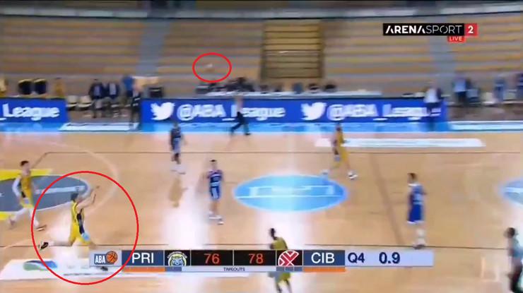 Marko Luković postiže trojku za trijumf Primorske