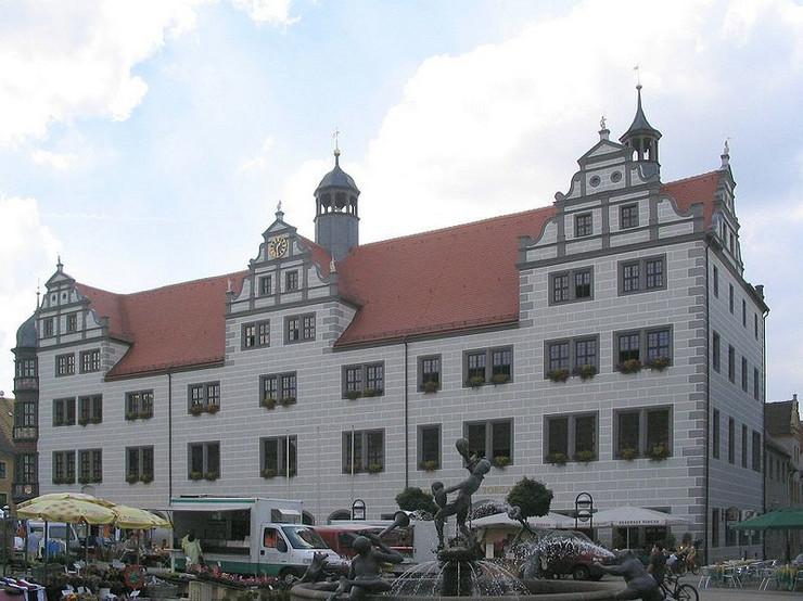 Torgao, Nemačka