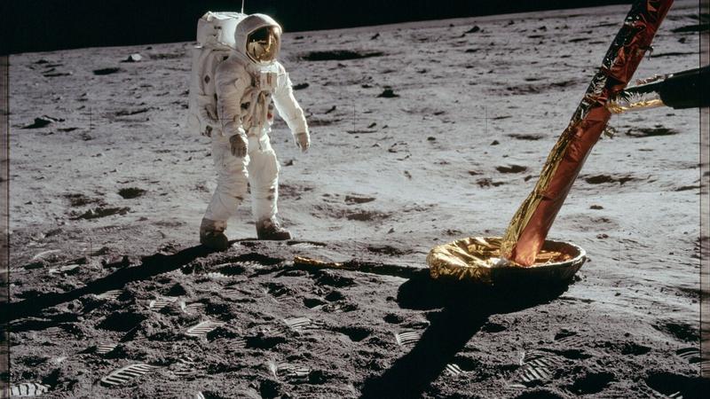 Apollo 11, czyli pierwsza misja na Księżyc. Rok 1969