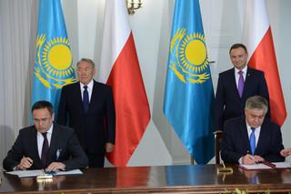 Handel: Kazachstan szuka własnej drogi do Europy