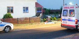 Masakra na drodze. Nie żyją trzy osoby, dwie ranne