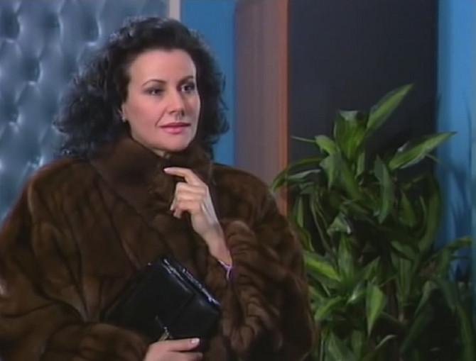 Snežana Savić je devedesetih godina bila zvezda televizijskog hita