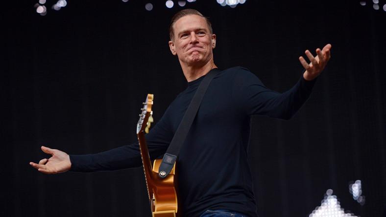 Bryan Adams odwołał koncert w amerykańskim Biloxi