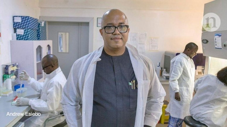 Dr Chikwe Ihekweazu is NCDC boss (LinkedIn)
