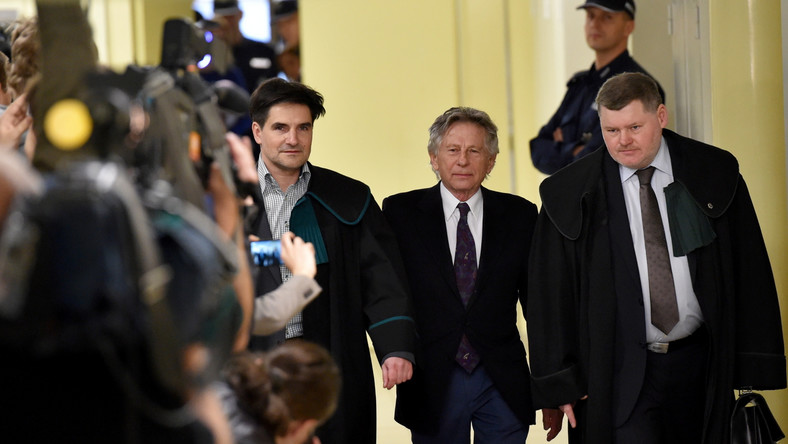 Mediów nie ma na sali sądowej w czasie odczytywania wniosku prokuratury i wyjaśnień Romana Polańskiego.