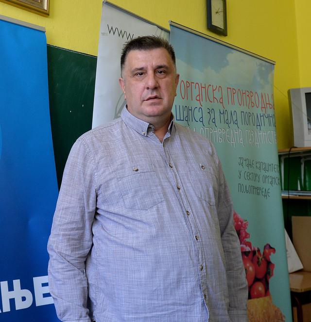 Slobodan Gvozdenović se na dušu stavlja zataškavanje broja zaraženih u Valjevu