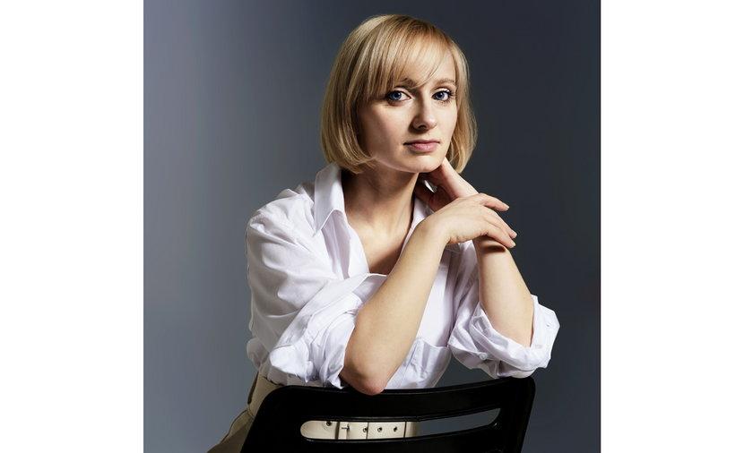 Izabela Janiszewska fot. Zuza Krajewska Warsaw Creatives