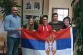 Matematička gimnazija, Moskva, Medalje