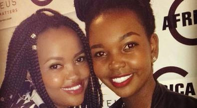 Nyashinski's Wife Zia Bett announces the death of her sister