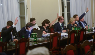 Kłótnia przedstawiciela KRS z Krystyną Pawłowicz