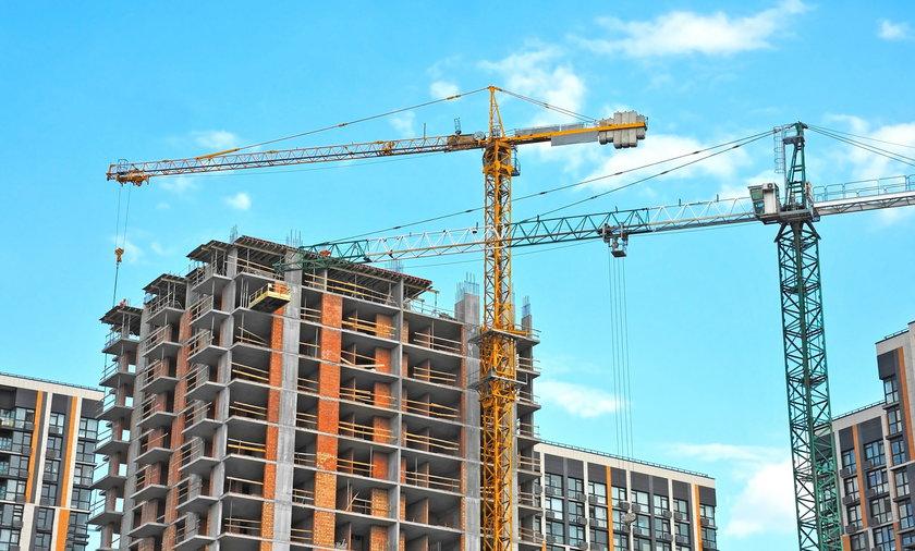 Bezprecedensowy wzrost cen w budowlance. Wszystko przez ogromne nagromadzenie inwestycji.