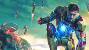 Robert Downey Jr. już cztery razy wcielił się w rolę Iron Mana